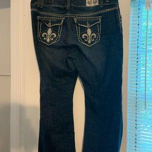 Hydraulic Jeans - Hydraulic boot cut jeans